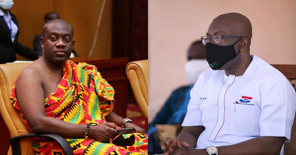 Kojo Oppong Nkrumah: Minister says it will take time for Economy to Bounce back