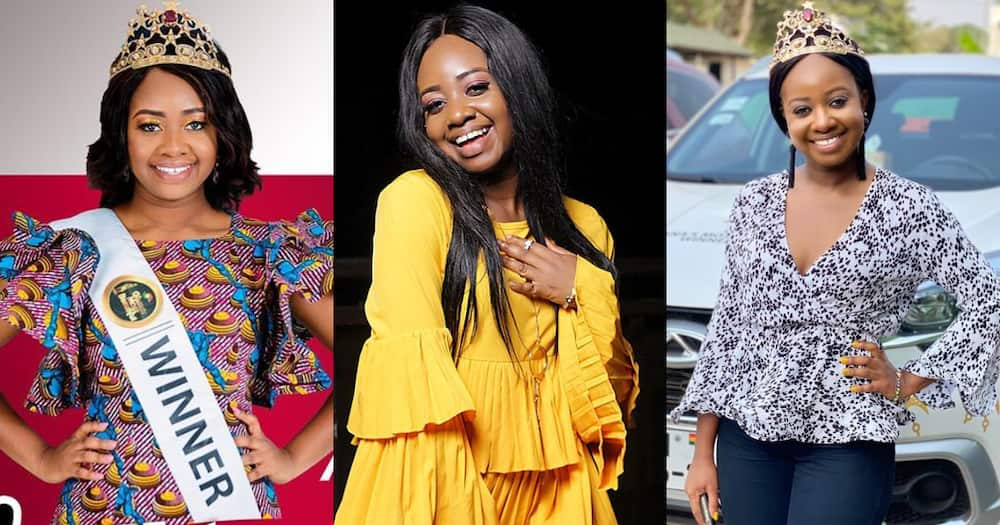 Naa Dedei Botchwey: 2020 GMB Winner Blows Alarm over fake Twitter Account in her name