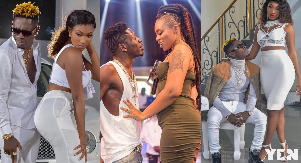 Wendy Shay finally responds to Shatta Wale's marriage proposal in latest video