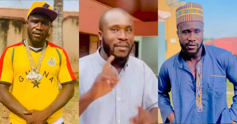 Video drops as Ras Nene wishes all mothers a Happy Mothers' Day today