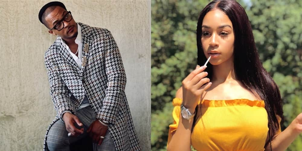 T.I.'s daughter speaks up after dad said he makes doctor confirm she's still a virgin