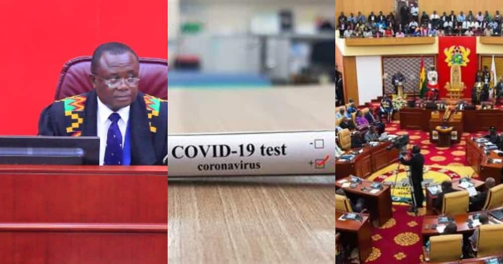 COVID-19: Stay away from parliament or I expose you - Deputy Speaker to infected MPs