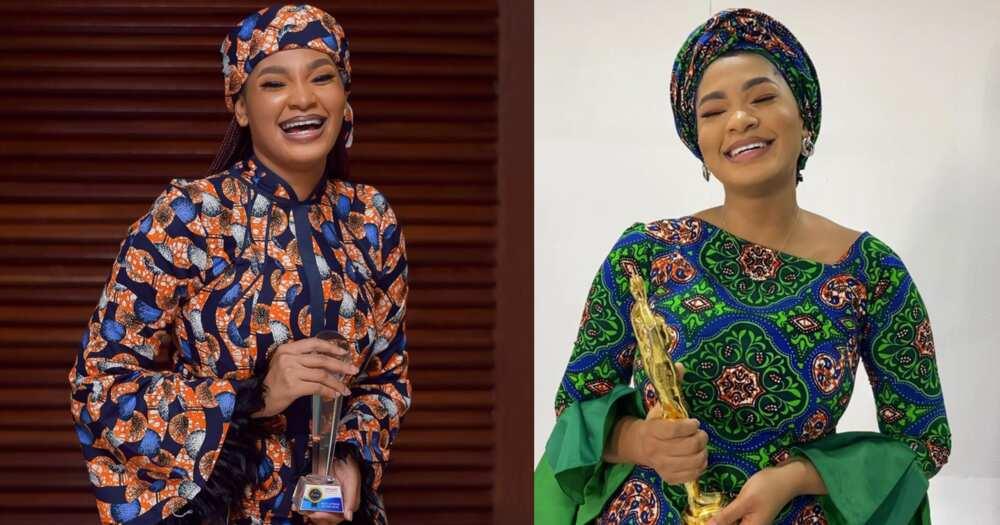Habiba Sinare: Kasloume Sinare's niece grabs two top acting awards