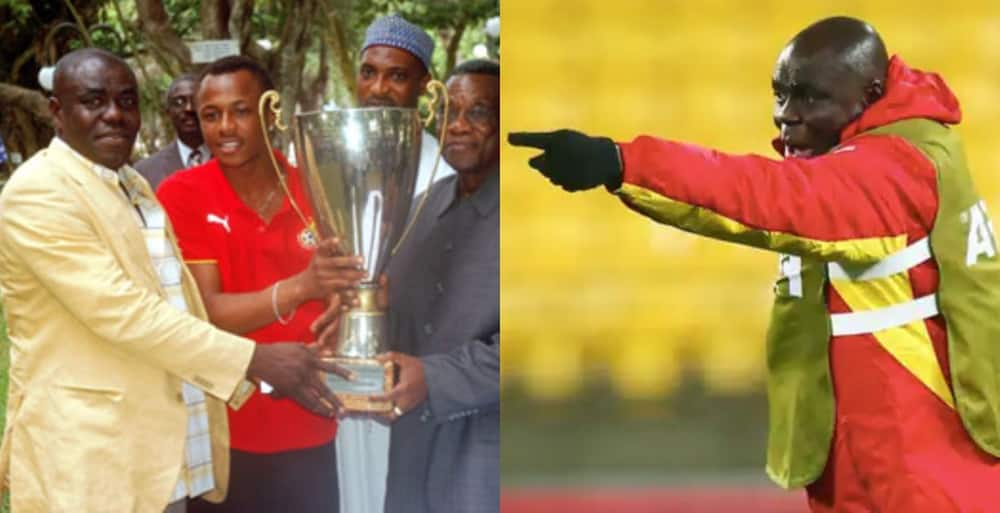 Sellas Tetteh won World Cup with Dede as Captain; Choose him Again - Ghanaians React to CK Akonnor's Sack