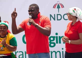John Dumelo shows interest in Ayawaso Wuogon parliamentary seat; ready for the by-elections