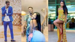 Efia Odo opens up about relationship with Shatta Wale; gives reasons why she can't marry him