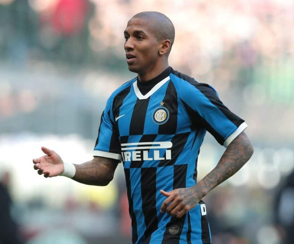 Ashley Young self-isolating after testing positive for coronavirus