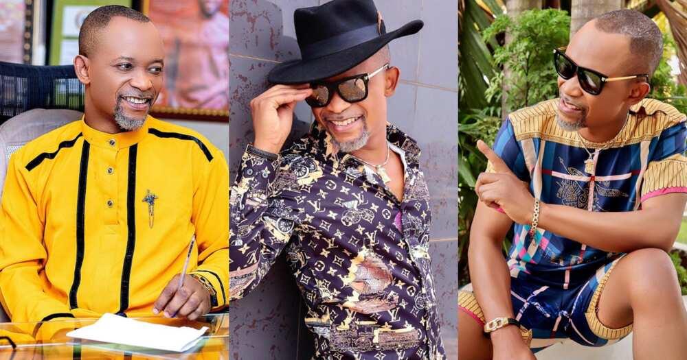 Fadda Dickson: 8 photos of Despite's right man proves he is a true fashionista