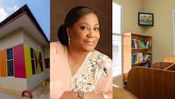 A/S: The Rebecca Foundation commissions and hands over newly built library in Kumawu
