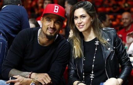Kevin-Prince Boateng and Satta secretly file for divorce