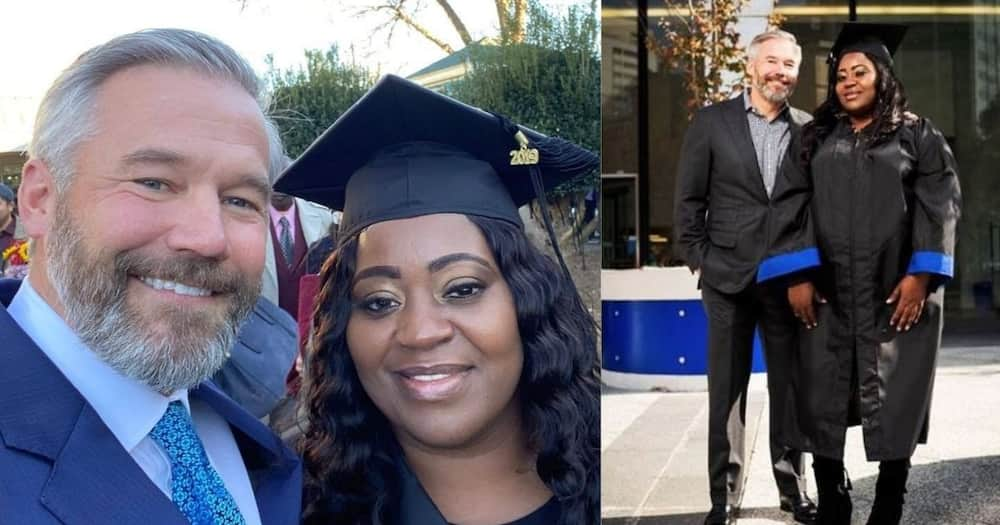 43-Year-Old Single Mother Graduates After Uber Passenger Paid Her Fees