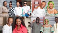 11 beautiful photos from Fadda Dickson's birthday celebration with Ghana's favourite stars