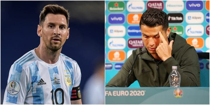 Messi Beats Ronaldo's Stunning Goalscoring Record During Argentina's Match Against Chile
