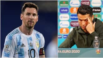 Messi Beats Ronaldo's Stunning Free-kick Record During Argentina's Match Against Chile