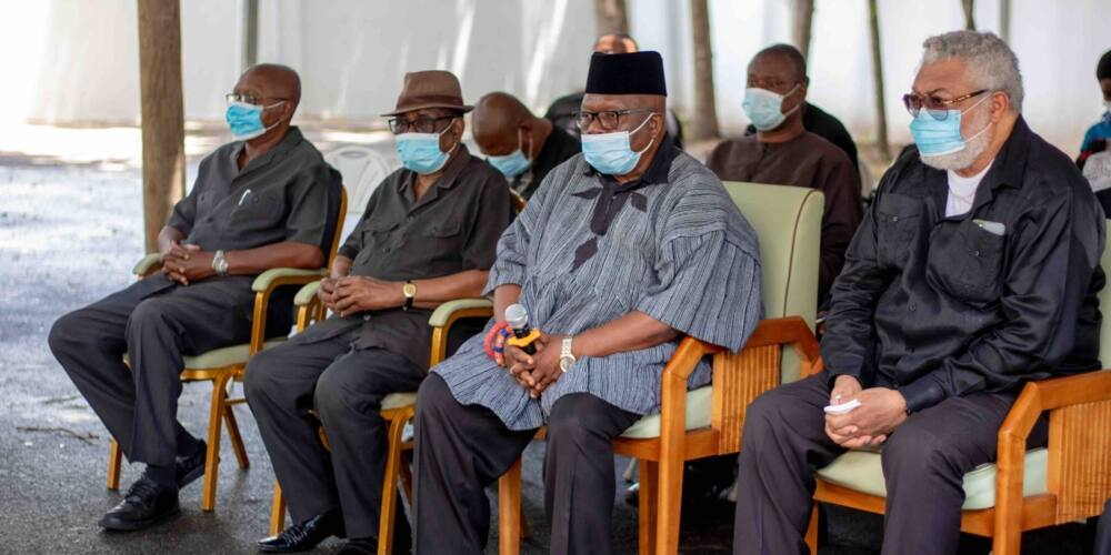 Electoral Commission must ensure peace during December polls - Rawlings