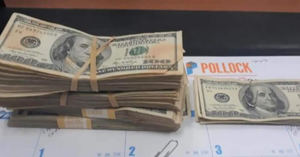 Employee Finds KSh 4.6 Million Hidden in Donated Sweaters, Returns It to Owner