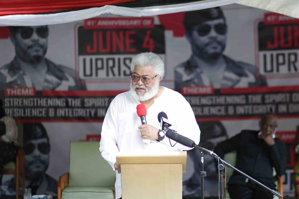 How Prof Ahwoi et al stopped Rawlings from executing Ghanaians