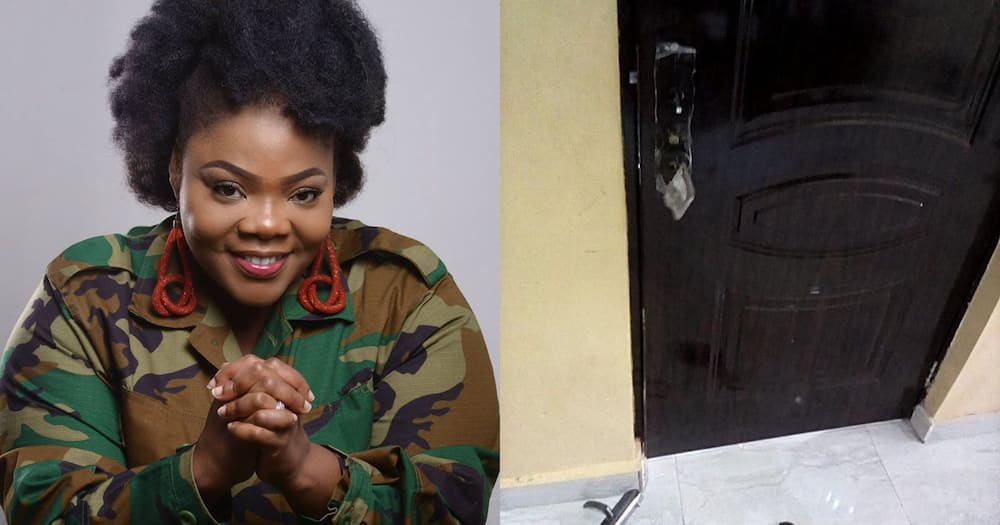 Celestine Donkor: Gospel singer and family attacked by robbers