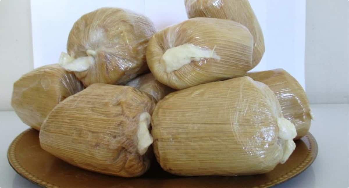 SHOCKING: Photo drops as a ball of kenkey is being sold for GHC15 on Amazon