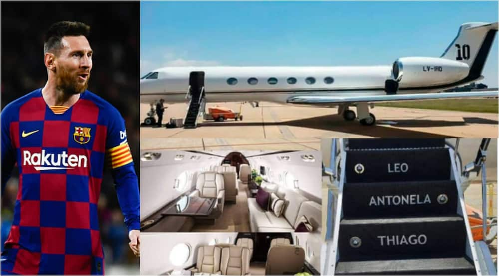 Lionel Messi's most expensive buys are mansion, private jet, cars, hotel