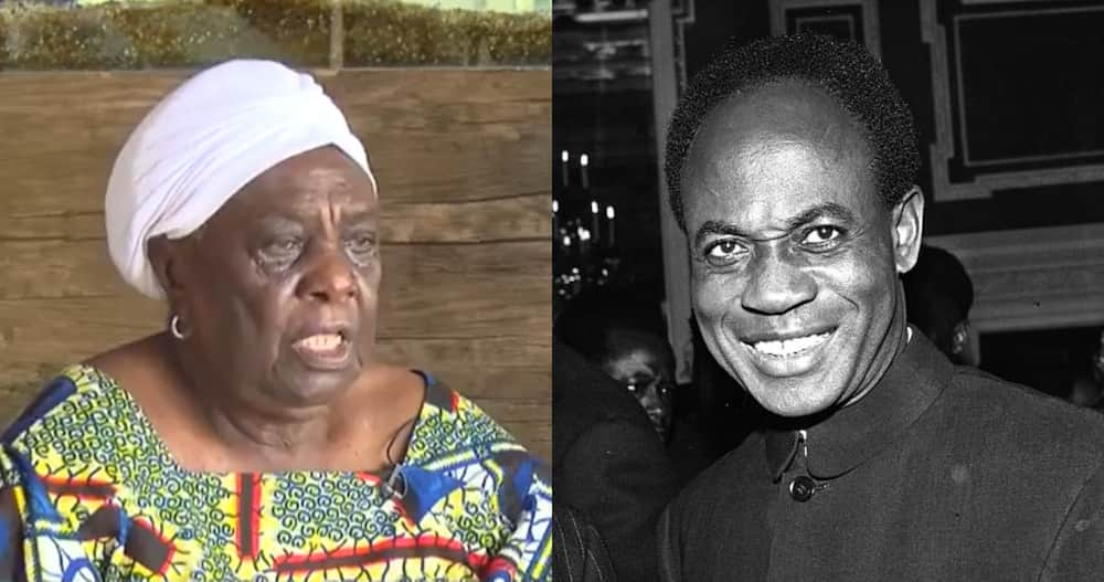 Nkrumah's coup halted Ghana's development -Lady who worked with Nkrumah's wife