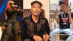 Strongman and Sister Deborah react as Eno Barony challenges VGMA over Kwesi Arthur's Best Rapper of the year award