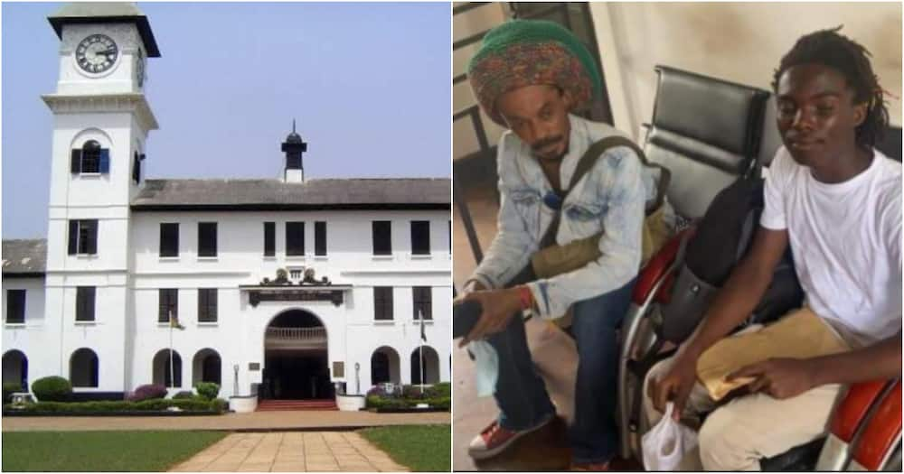 Rasta student denied admission by Achimota School sues: wants to be admitted and compensated