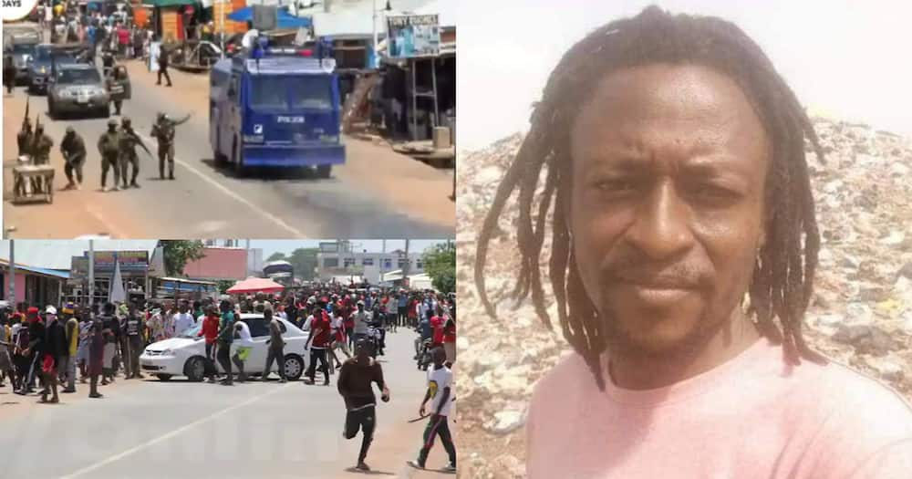 Ejura shootings: Vladimir Antwi Danso, Appeals Court judge to investigate the issue
