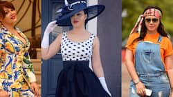 Nadia Buari shares tips in new video on how she takes care of her 4 daughters all by herself; McBrown, others react