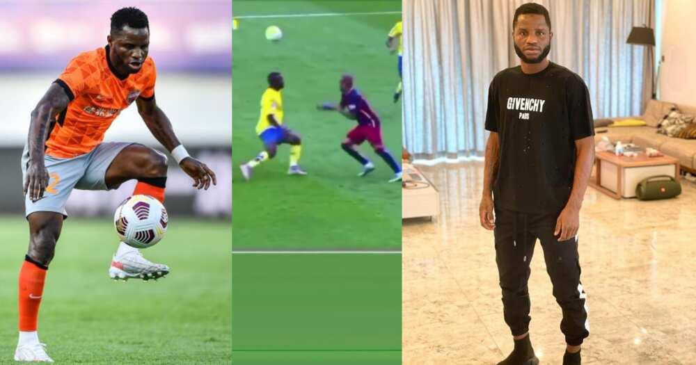 Christian Atsu trolls Mubarak Wakaso in cheeky happy birthday video