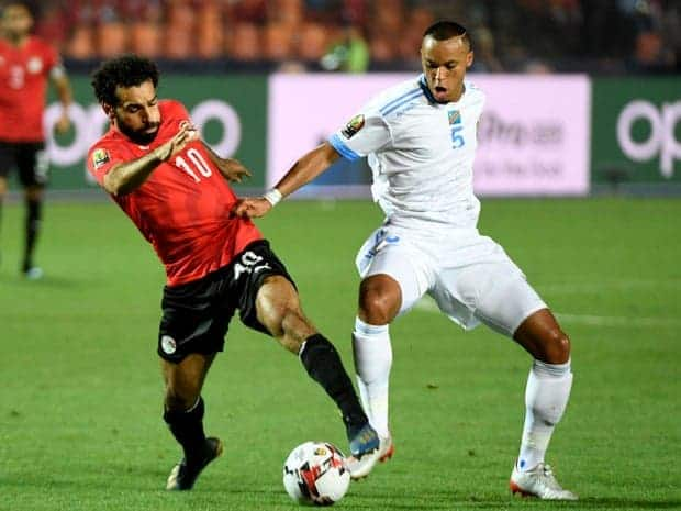 Mo Salah scores as Egypt demolish DR Congo to qualify for AFCON knockout stage