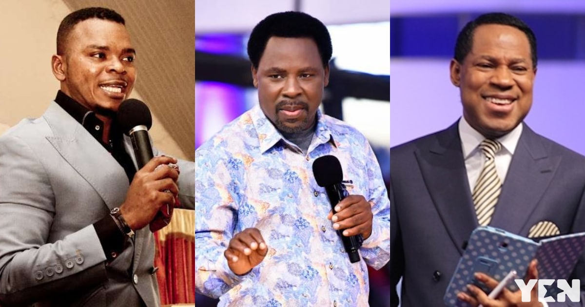 Obinim brags about superiority over TB Joshua, other top men of God