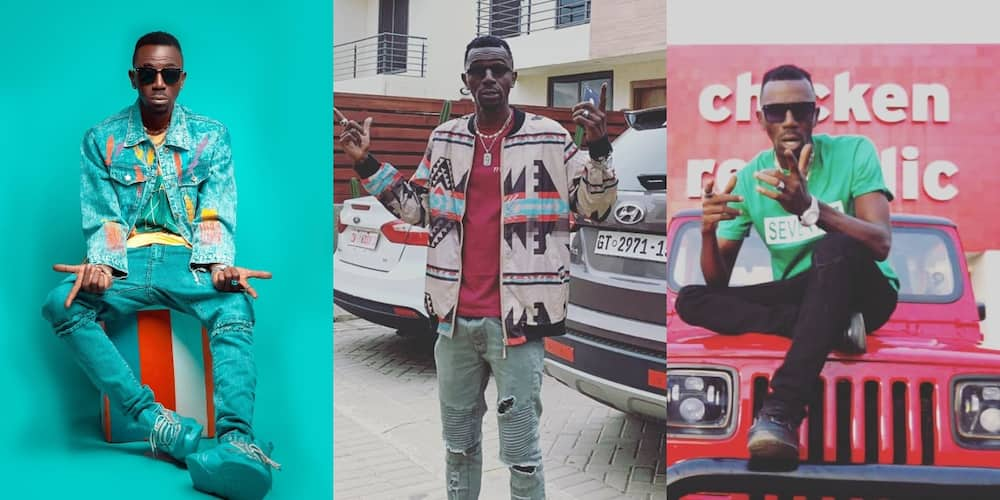 We were wack, yet you signed us - Joint 77 jabs Shatta Wale in renewed beef