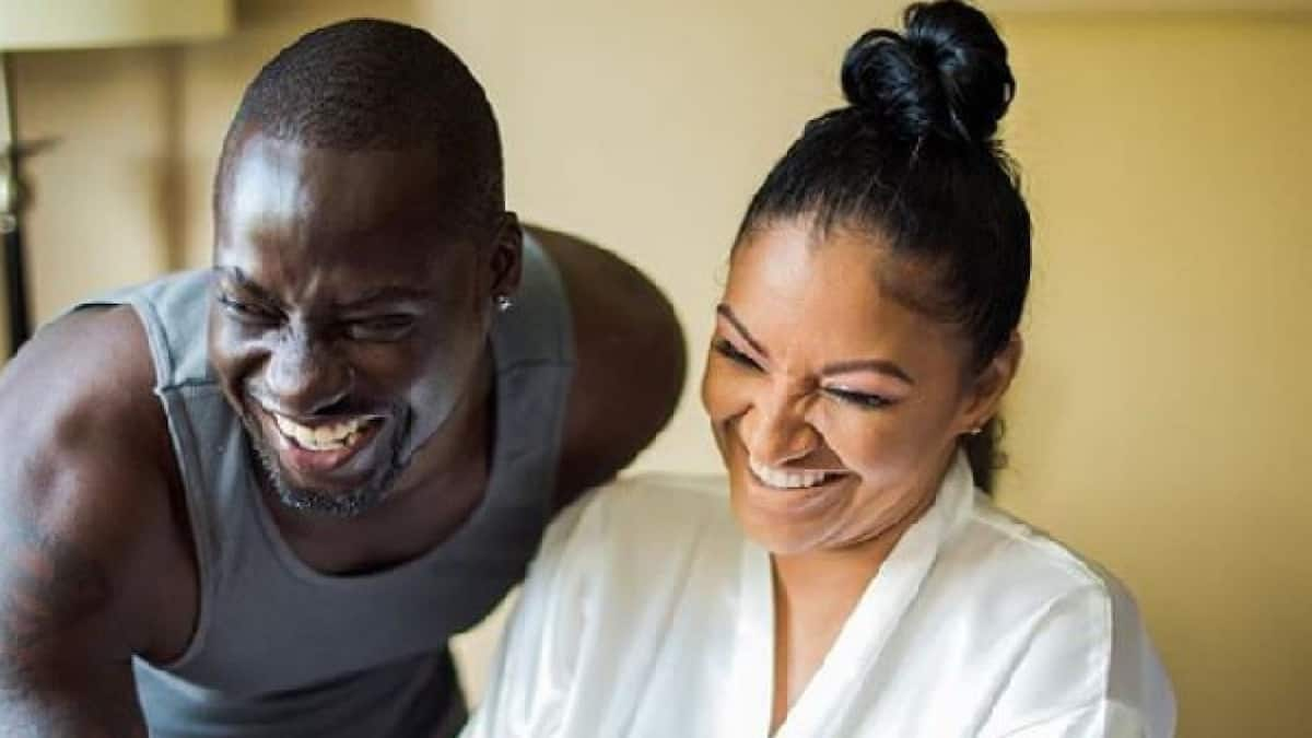 Chris Attoh finally breaks silence after the shooting of his wife Bettie Jenifer