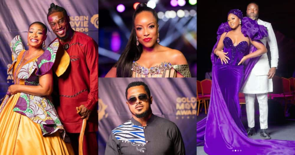 GMAA 2020: 10 photos of celebs in stunning attires at event