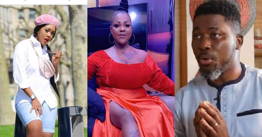 APlus: Musician Responds to Mona Gucci Claims that Akosua Vee is Broke and Suffering in London