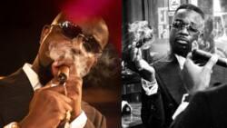 Apologise for publicising distasteful cigar-smoking photos on social media - CSOs to Sarkodie