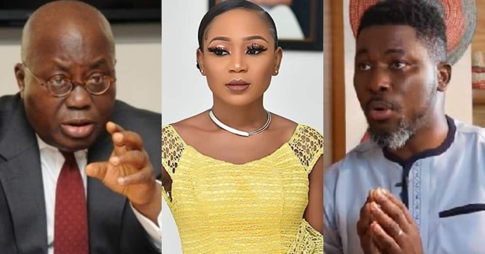 APlus: Politician Condemns Court for Convicting Akuapem Poloo; says Akufo-Addo's Appointees Should be Jailed