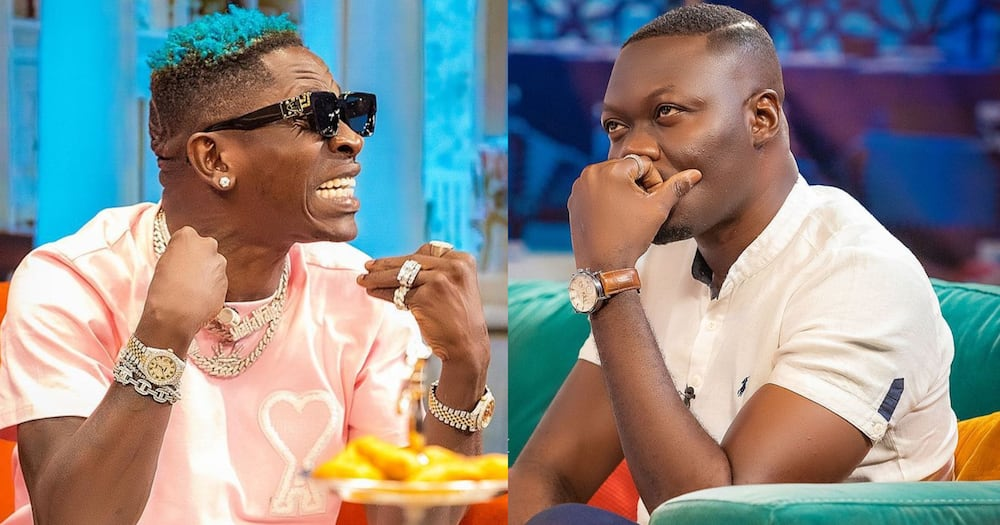 See face, see shoe: Shatta Wale drops diss track for Arnold Asamoah-Baidoo