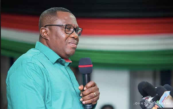 8,000 youth will be recruited into the police service if NDC wins the polls - Ofosu-Ampofo