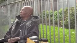 You will suffer if you stay; work and go home - 80-year-old Ghanaian man in UK cautions in video
