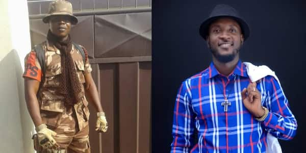 Prison officer features former prison inmate Ramzy on hit song (Audio)
