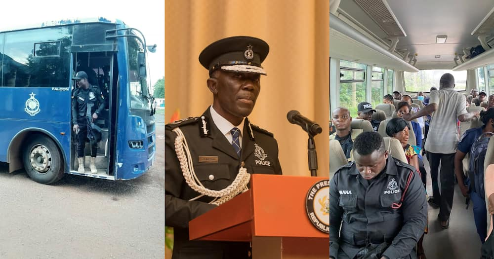 IGP introduces Police shuttle services