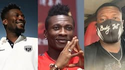 Asamoah Gyan exposes people who beg him in DM for juju in new video; says they go to church and remain poor
