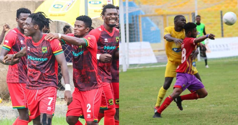 MTN FA Cup results: Hearts, Kotoko progress but WAFA knocked-out by Young Wise