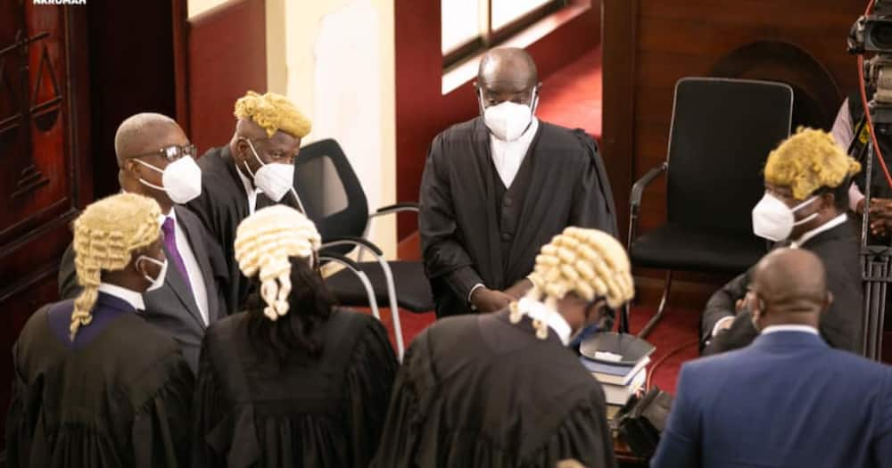 Election petition: Seven never seen photos from the ongoing trial