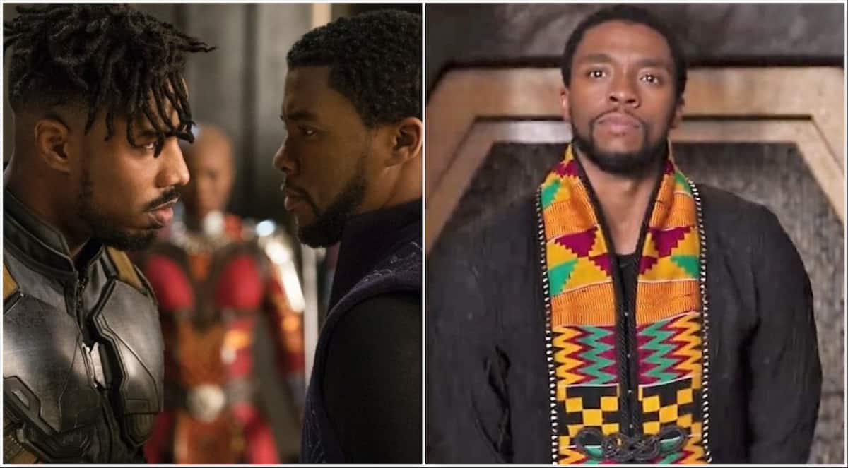 Black Panther producer use 'Kente' without authorization; Folklore Board to sue