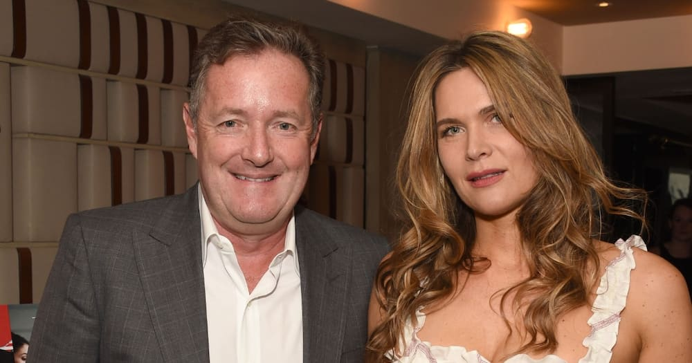 Piers Morgan's Wife Agrees with Him, Says Meghan Markle Was Acting