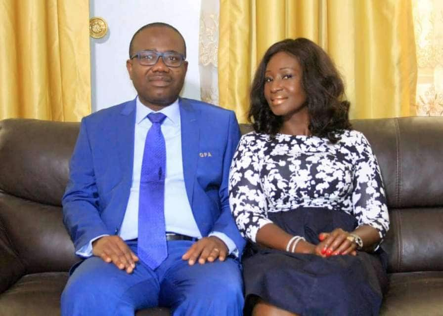 My husband genuinely made mistakes - Mrs Nyantakyi