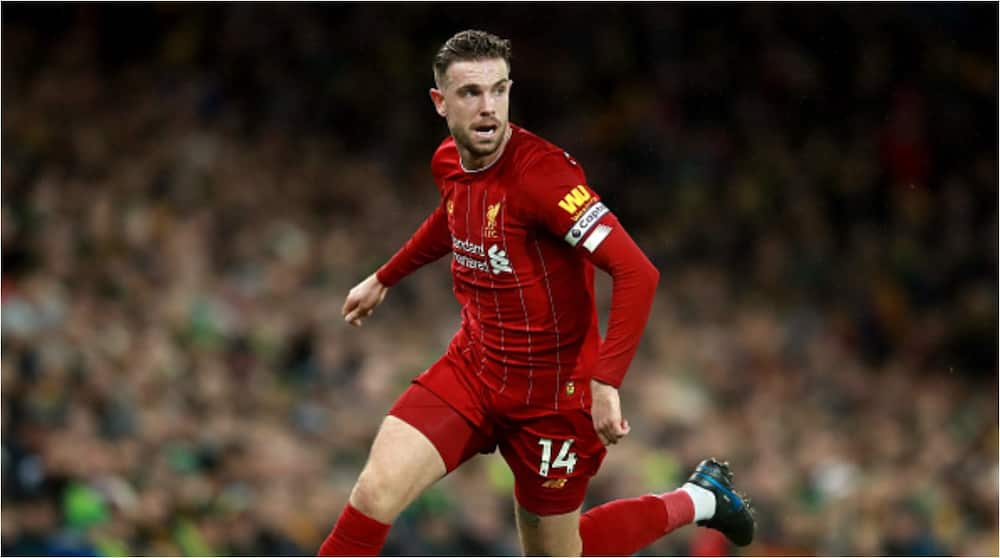 Jordan Henderson: Liverpool captain named football writers' player of the year